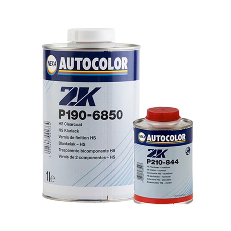 Paint | Clear HS 1 Litre  for Auto