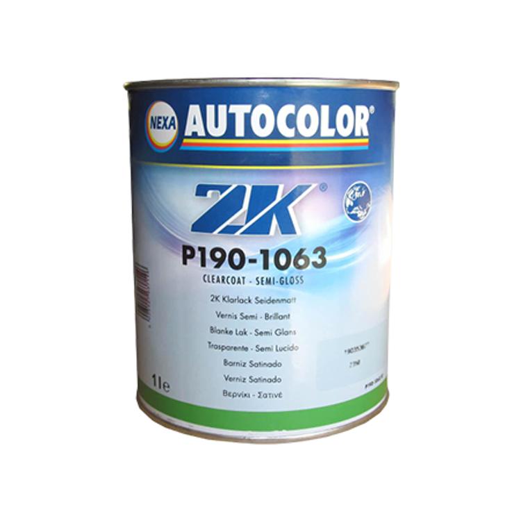 Paint | Semi Gloss  1 Litre  for Auto