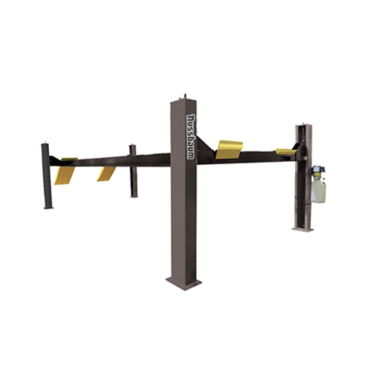 Picture of COMBI LIFT 15 A XL | 4 post lifts with 15000 lb Lifting capacity