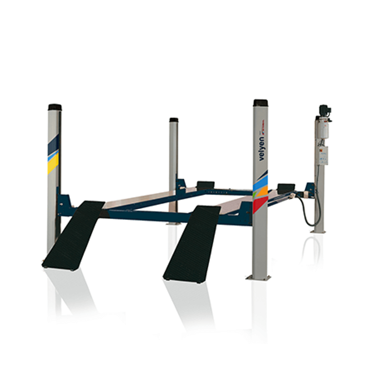 4ED0600 Hydraulic 4 Post Lift
