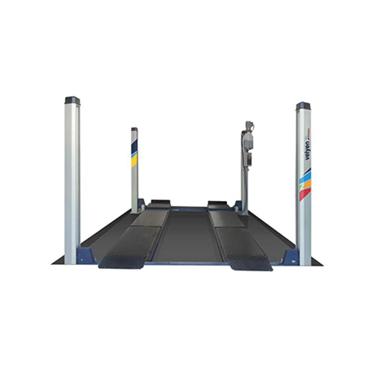 4ED1400 - Hydraulic 4 Post Lift